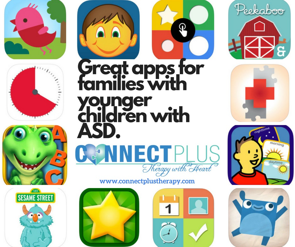 Great Apps for parents and children living with ASD Autism