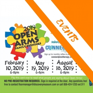Open Arms Event