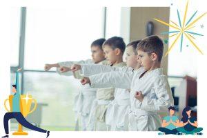Karate - Social Skills Group